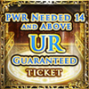 PWR 14+ UR LCP Claim Ticket