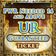 PWR 14+ UR LCP Claim Ticket