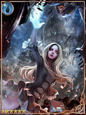 (Foretold) Rebekah the Silverlocked