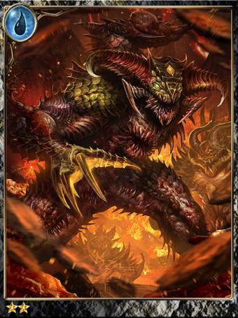 (Indigenous) Magma Beast