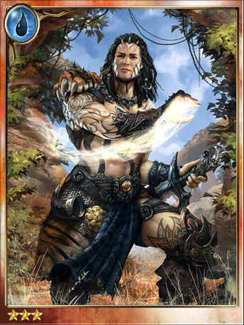 Tiger Warlock Ghislain