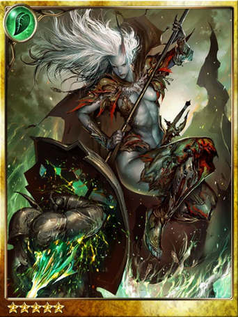 Morrigan, Battle Sparker