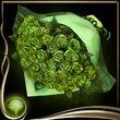 Green Romantic Bouquet EX