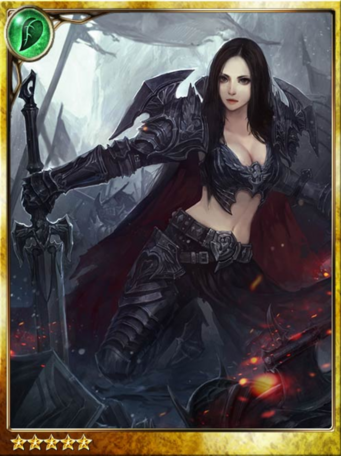 Iona, Goddess of Swordplay