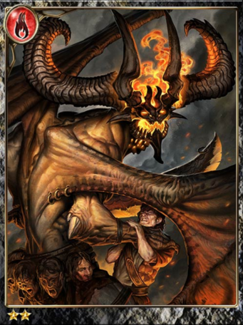 (Disparate) Burnskull Demon