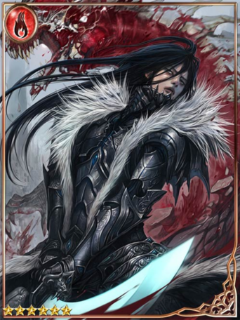 (Focused) Bradley, Quiet Swordsman
