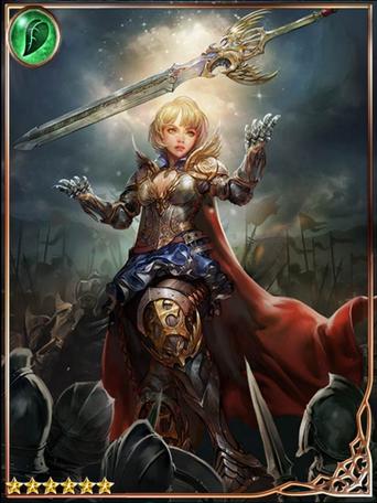 (Bestowal) Mirjana, Light Princess