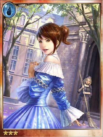 Maid of Unwavering Resolve