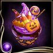 Purple Cupcake EX