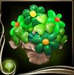 Green Balloon Bouquet