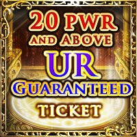 20-PWR & Up UR Ticket