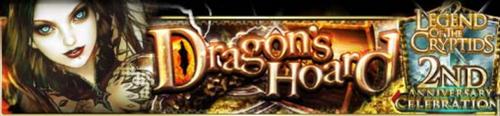 Dragon's Hoard Banner