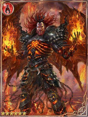 (Horrid) Erebus, Dark Abyss Deity