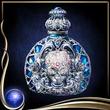 Blue Perfume Bottle EX