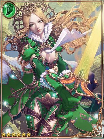 (Terra) Clover, Princess of Renewal