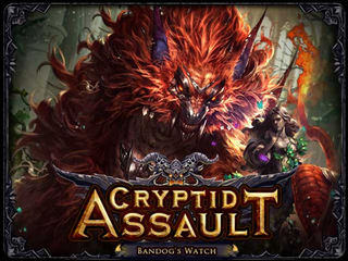 Cryptid Assault X
