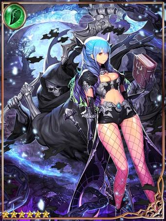 (Terra) Death God Hunter Animi
