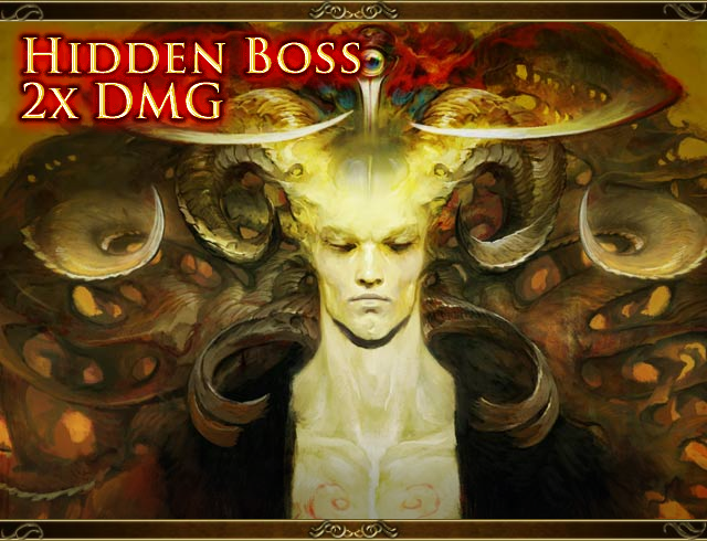 Hidden Boss (Nought) The Shadow King