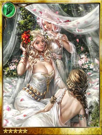 Three Goddess Sisters