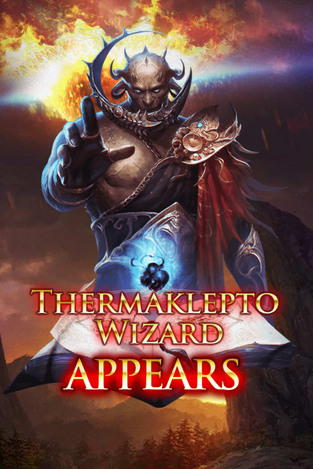 Thermaklepto Wizard Appears