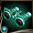 Turquoise Binocular EX