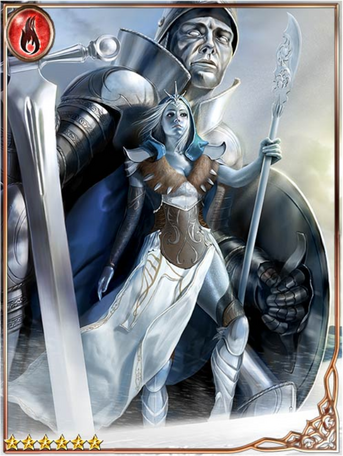 (Crystal) Jotun and Frosty Girl