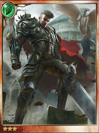Heroic Godslayer Vargiu