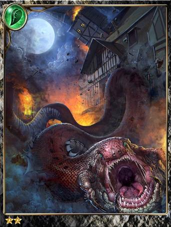 (Shred) Slithering Serpent