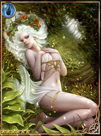 (Verdant) Treefolk Princess Lidya