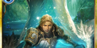 Bereft Prince Siegfried