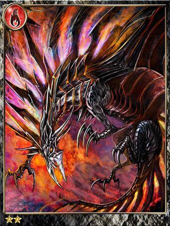 (Ironwyrm) Metallic Dragon