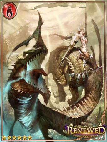 (Rejuvenating) Aditi, Dragon Master