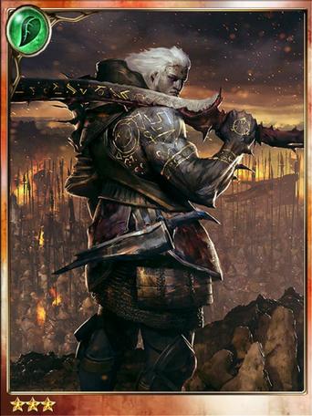 Des'teht, Fortunate Soldier