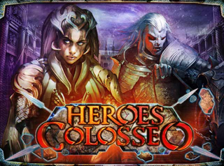 Heroes Colosseo XI