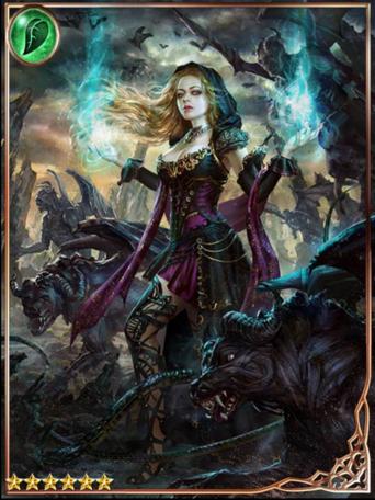 (Settled) Shandra, Humanoid Demon