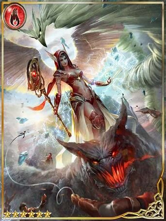 (Sheercliff) Summit Goddess Aegana
