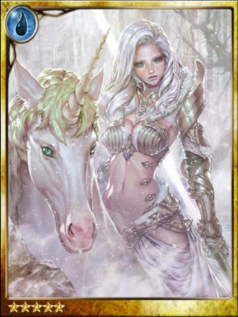 Parvi the Unicorn Knight