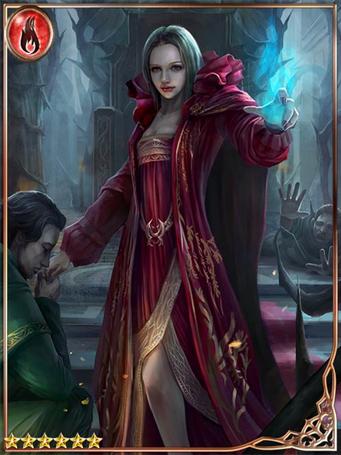(Biased) Eldina, Witch of Roses