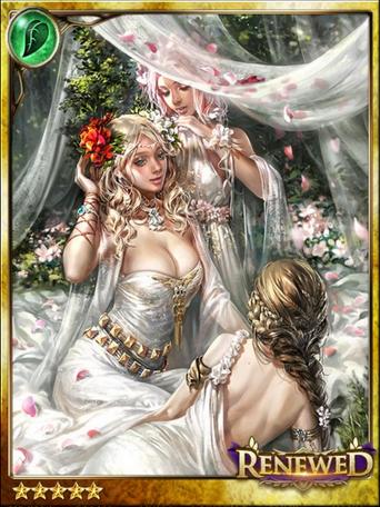 (Paradisiac) Three Goddess Sisters