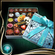 Turquoise Chocolates EX