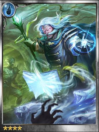 (Attune) Elemental Wizard Willion