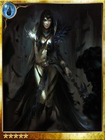 Death-Cloaked Cordella