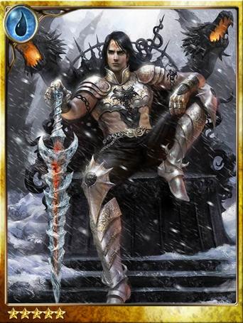 Frozen Tyrant Ghanon