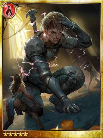 Kaskado, Shadow Champion