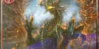 (Pyro) Gargantuan Flare Dragon