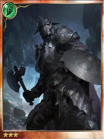 Gaizka, Battleaxe Bearer