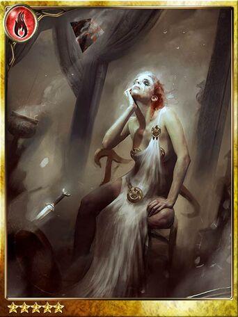 Zenaida, Curse Consumer