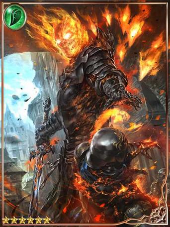 (Flamemarrow) Stigmal Knight Dragul