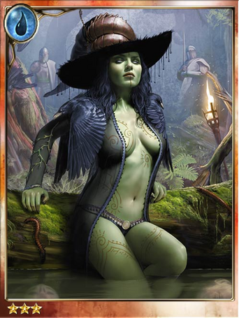 Gaunt Witch of the East