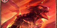 Demon Beneath the Flames